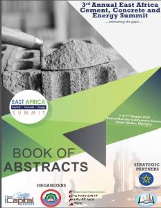 3rd Annual EACCE Summit Book of Abstracts